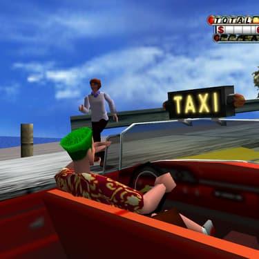 10 raisons pour lesquelles on adore jouer à Crazy Taxi