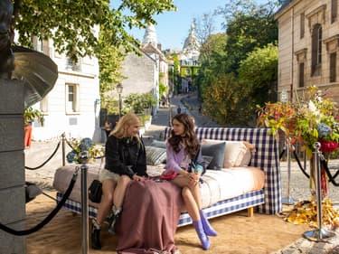 Emily in Paris : une saison 2 pour la série Netflix