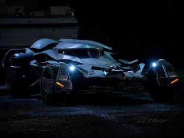Combien coûte la Batmobile ?
