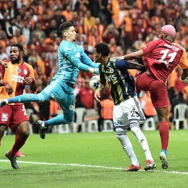 Galatasaray a affronté Fernerbahçe le samedi 28 septembre 2019, pour l'un des nombreux derbies d'Istanbul.