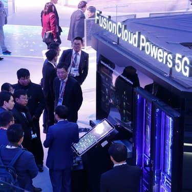 Huawei mise tout sur la 5G pour remplacer Google