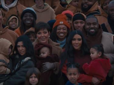 Kanye West invite la famille Kardashian dans son nouveau clip