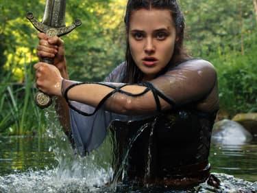 Cursed, la série qui revisite la légende du roi Arthur sur Netflix