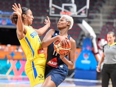 Euro de basket féminin : la France file en quarts de finale