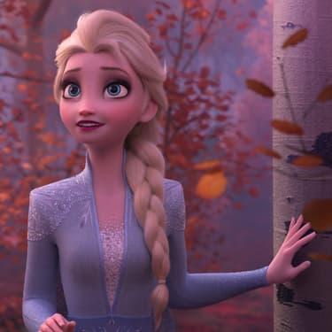 """Elsa découvre une forêt enchantée dans """"La Reine des neiges 2"""""""