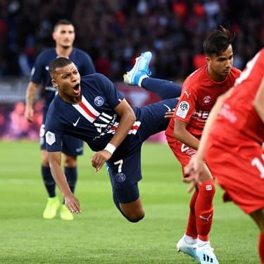 Kylian Mbappé, objet de discorde entre le PSG et l'Équipe de France