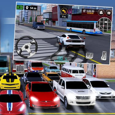 Drive For Speed : SFR Jeux fait chauffer le bitume