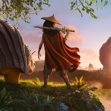 Raya et le dernier dragon : dans les coulisses du nouveau film Disney