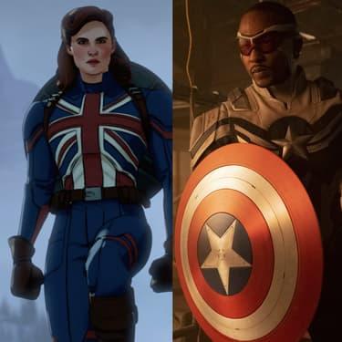 Qui est le nouveau Captain America au cinéma ?