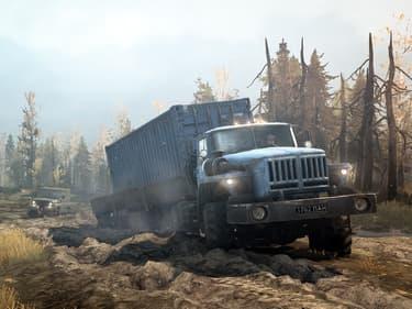 MudRunner : de la boue et des livraisons épiques sur SFR Gaming
