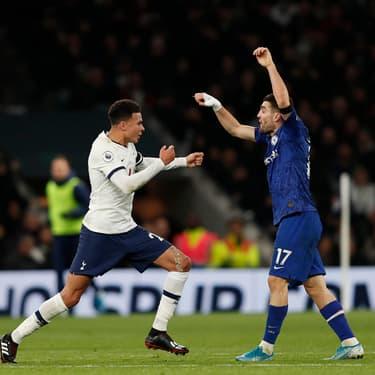 Chelsea - Tottenham, le bouillant derby de Londres