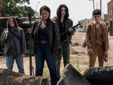 3 raisons de regarder World Beyond, le spin-off de The Walking Dead
