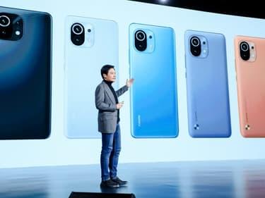 Xiaomi présente le Mi 11 : la nouvelle référence ?