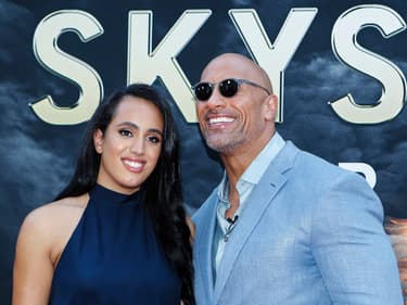 La fille de Dwayne Johnson se lance dans le catch !