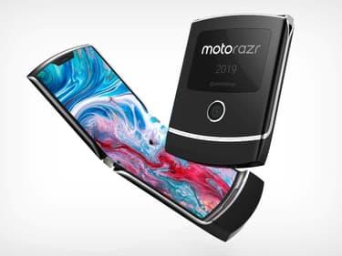 Motorola se lance dans la course au smartphone pliable