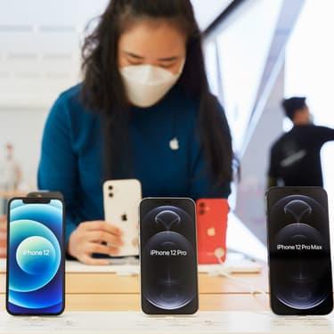 L'iPhone 12 mini et l'iPhone 12 Pro Max sont arrivés chez SFR !