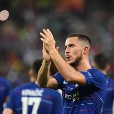 Après de nombreux titres et encore plus de dribbles, Eden Hazard peut quitter Chelsea avec le sentiment du devoir accompli