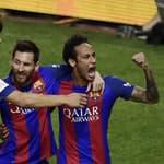 Messi regrette l'absence de Neymar