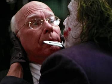 Le président du Sénat américain, acteur dans les films Batman
