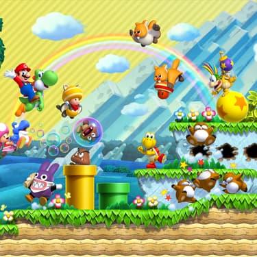 Super Mario Bros. Deluxe 2019 : le célèbre plombier de Nintendo a bien changé depuis ses débuts !