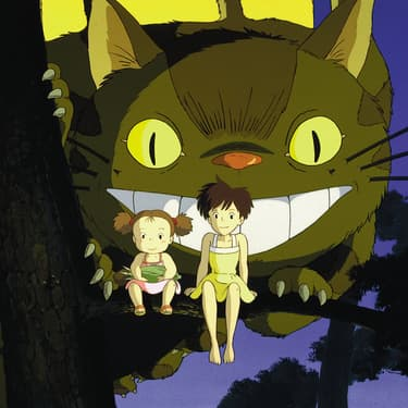 Mon Voisin Totoro de Haya Miyazaki, sorti en 1988, est disponible sur Netflix