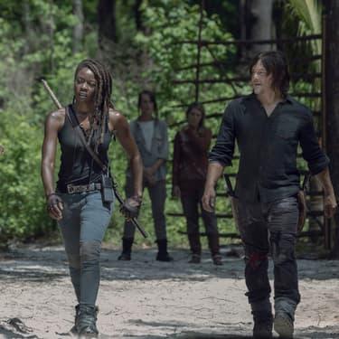 Le destin des personnages de la série The Walking Dead seront forcément différents des comics