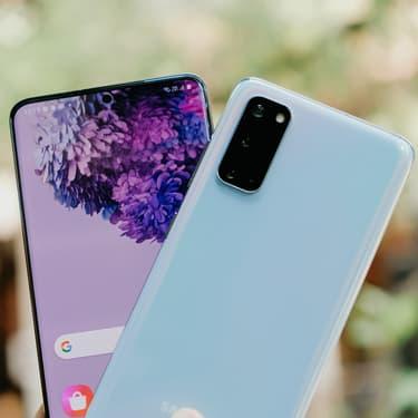 Quel smartphone 5G a eu le plus de succès au premier semestre 2020 ?