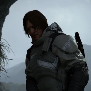 Norman Reedus, Daryl dans Walking Dead, incarne le héros du jeu Death Stranding