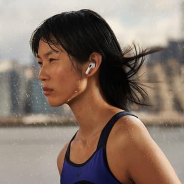 Apple présente ses AirPods 3