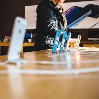 L'iPhone XR, smartphone le plus vendu de 2019 dans le monde.