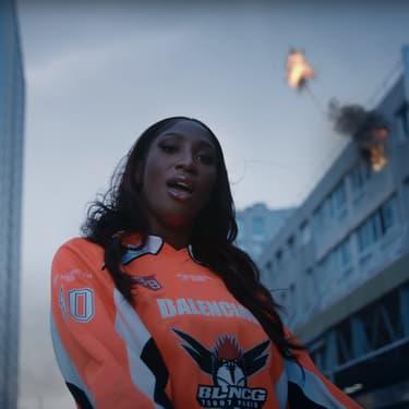Aya Nakamura, star d'un nouveau clip explosif en featuring avec Major Lazer