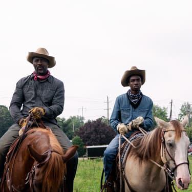 Idris Elba joue au cowboy sur Netflix