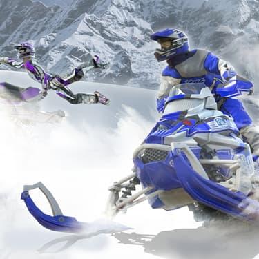 Snow Moto Racing : une bouffée d'air frais à toute vitesse