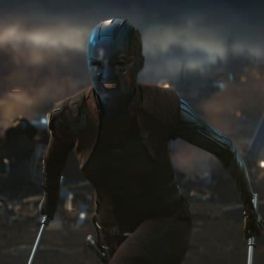 Karen Gillan alias Nebula dans Avengers : Endgame sera au Comic Con Paris.