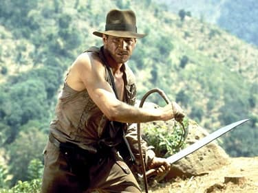 La saga de la semaine en VOD : Indiana Jones