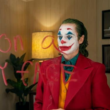 Joaquin Phoenix dans le rôle de l'emblématique Joker, au cinéma le 9 octobre 2019.