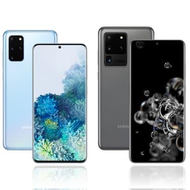 Les trois modèles du Samsung Galaxy S20 vont faire rougir la concurrence...