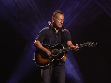 Bruce Springsteen dévoile la bande annonce de son docu-concert
