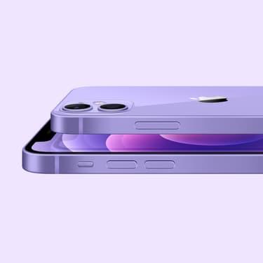 iPhone 12 : le coloris mauve est déjà disponible chez SFR !