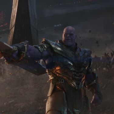 Thanos (Josh Brolin), antagoniste ultime de cette première saga de l'infinité développée par Marvel.