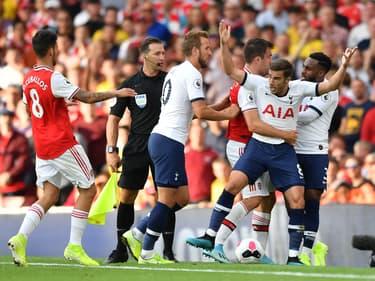 4ème journée de Premier League : Arsenal et Tottenham se neutralisent, l'écart se creuse en tête