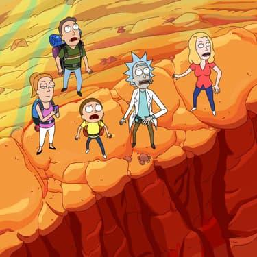 La partie 2 de la saison 4 de Rick et Morty est diffusé en US+24 sur Adult Swim / Toonami en France