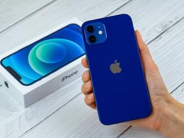 French Days : l'iPhone 12 à partir de 199 euros chez SFR