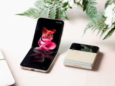 Les Samsung Galaxy Z Fold3 et Z Flip3 sont disponibles chez SFR