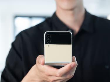 Un Samsung Galaxy Z Flip3 à gagner sur les réseaux sociaux SFR