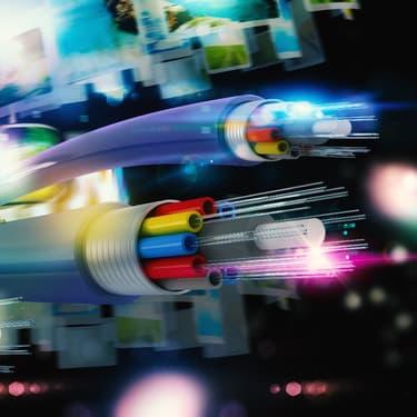 Plus de 10 millions d'abonnés à la fibre optique en France