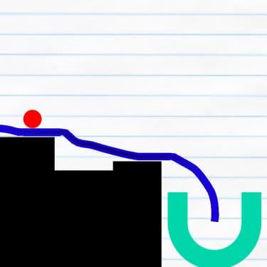 Tracer une ligne pour emmener la balle vers l'objectif dans Physics Drops.