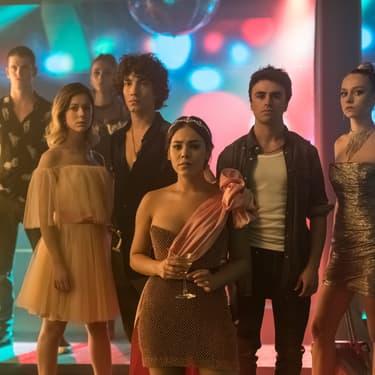 Les étudiants de Las Encinas reviennent sur Netflix, pour la saison 3 d'Élite.