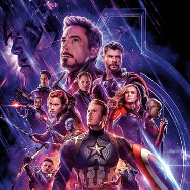 Avengers : Endgame, l'un des plus gros événements de cette décennie.