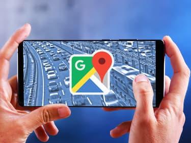 Il provoque un embouteillage en utilisant 99 smartphones sur Google Maps
